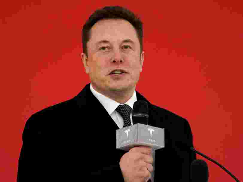 Elon Musk says he lost money running Tesla last year