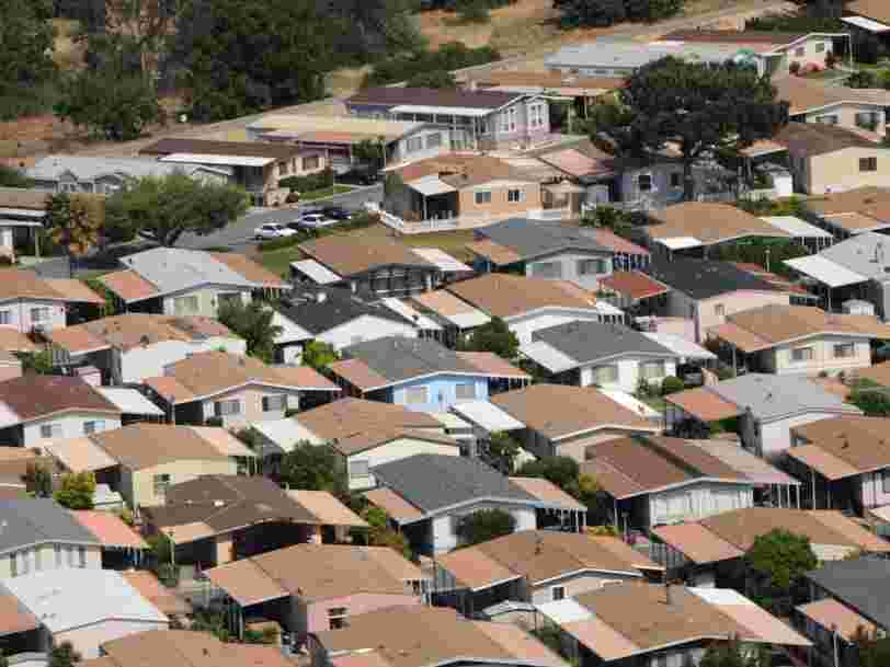 Investors are pouring billions into US mobile home communities -but residents are feeling trapped by rising rents