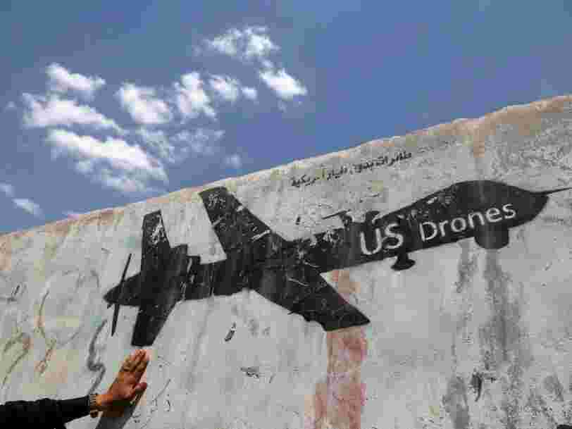 Trump quietly rewrote the rules of drone warfare, which means the US can now kill civilians in secret