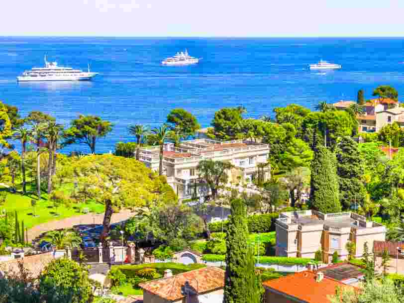 Here's an inside look at life on the French Riviera's 'Peninsula of Billionaires,' an exclusive seaside community beloved by royalty and tech tycoons