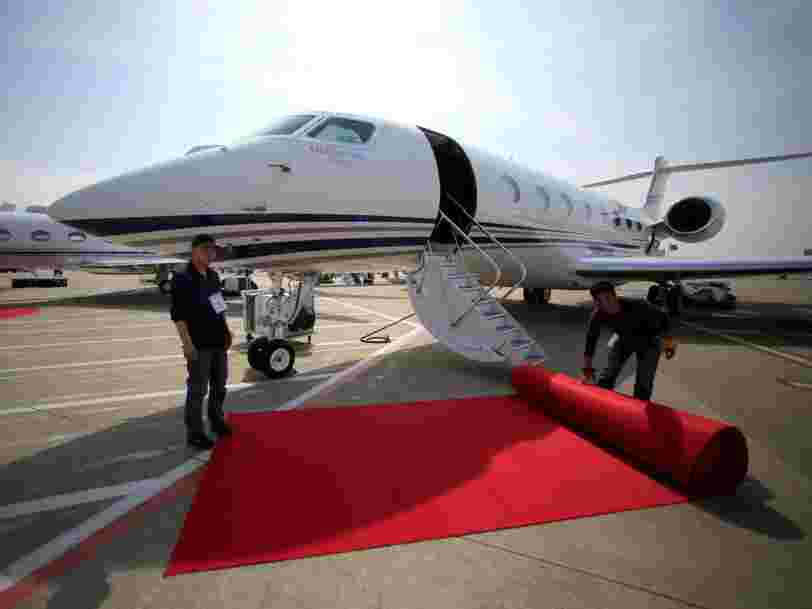 From Elon Musk to Bill Gates, here are all of the notable tech billionaires who jet around the world in private planes