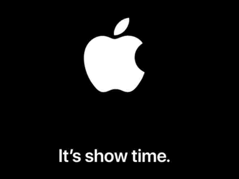 Apple just sent invites to a March 25 event, where it's expected to unveil its video-streaming service