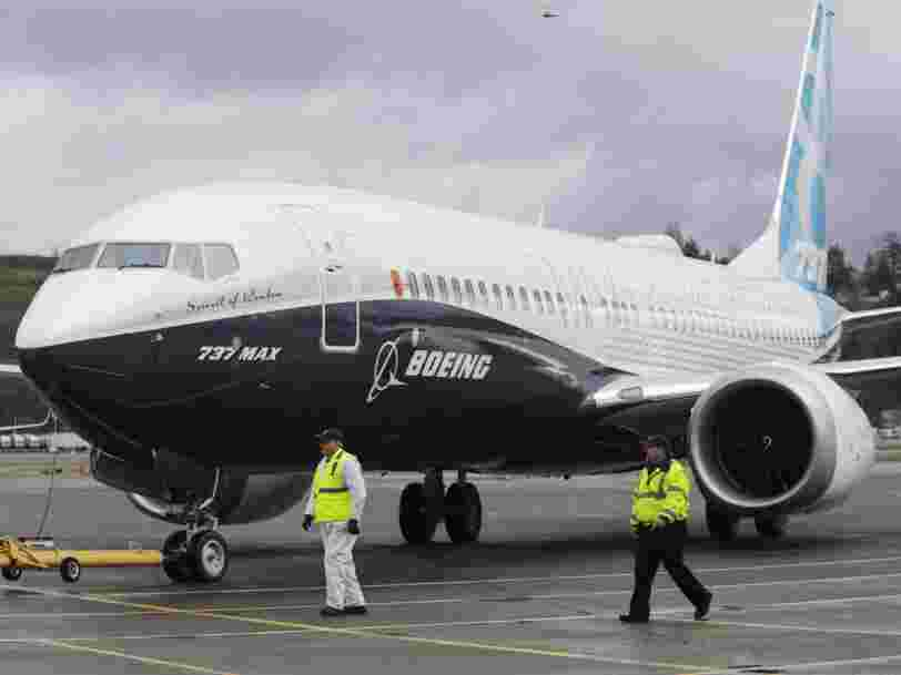 FAA expects Boeing to come up with new software to fix the grounded 737 Max in a matter of weeks