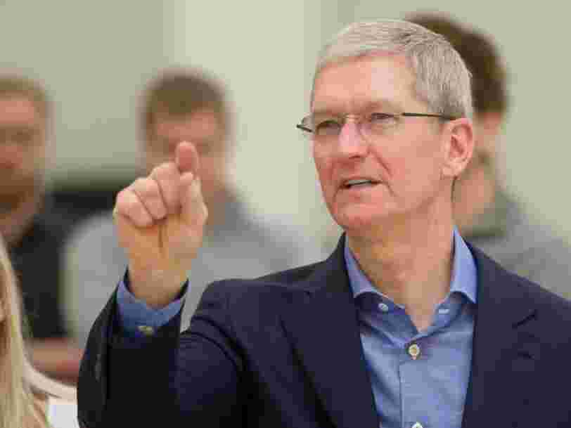 Apple CEO Tim Cook slams a Wall Street Journal report that he's not interested in product design, and it's part of why Jony Ive left