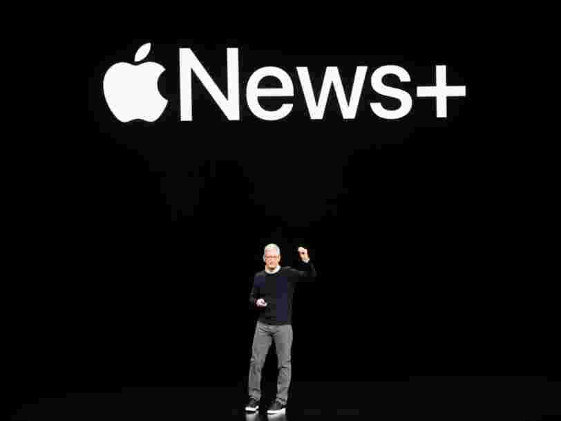 Apple is shutting down the magazine service it acquired last year now that Apple News Plus has launched