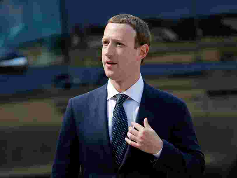 'Lawmakers often tell me we have too much power over speech, and frankly I agree': Mark Zuckerberg calls for more outside regulation over the internet