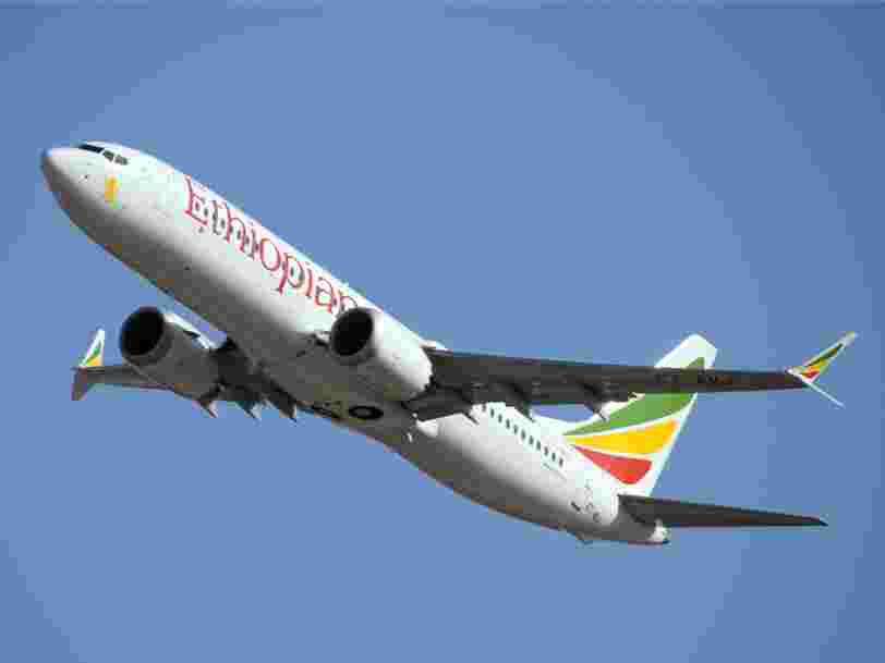A timeline of Ethiopian Airlines Flight ET302 shows its pilots fighting desperately to save their doomed Boeing 737 Max jet