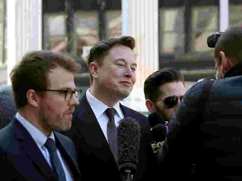 'I will nuke you': Elon Musk was accused of shoving and threatening a former Tesla employee — but the company's board says there was no physical altercation