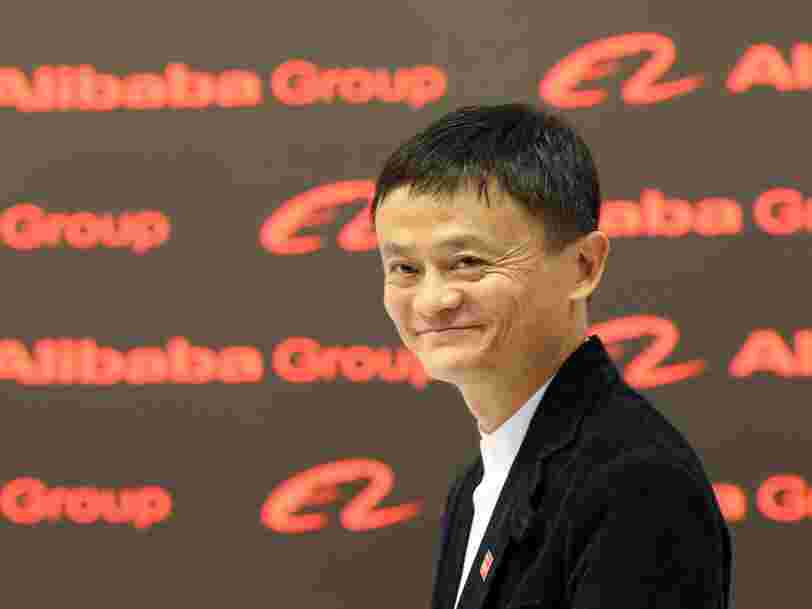 Chinese tech billionaire Jack Ma says it's a 'blessing' for his staff to work gruelling 12-hour shifts, 6 days a week