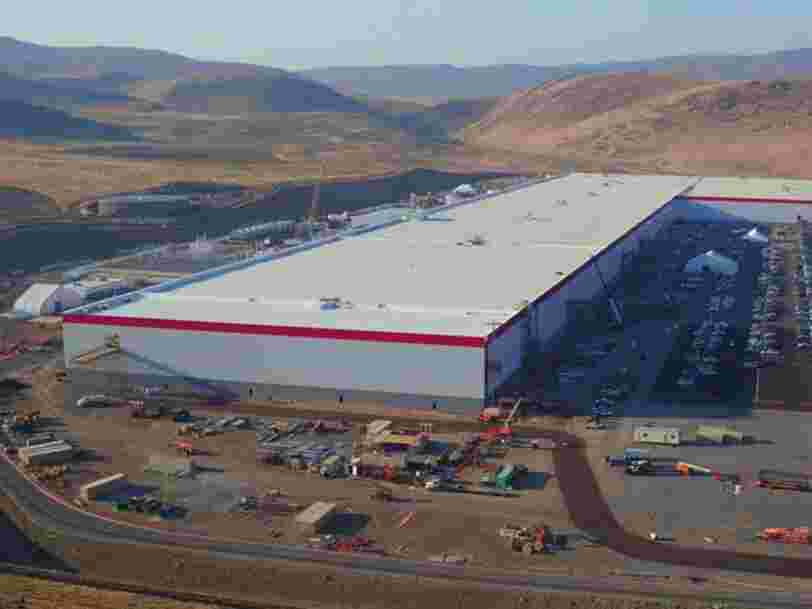 Insiders describe a world of chaos and waste at Panasonic's massive battery-making operation for Tesla