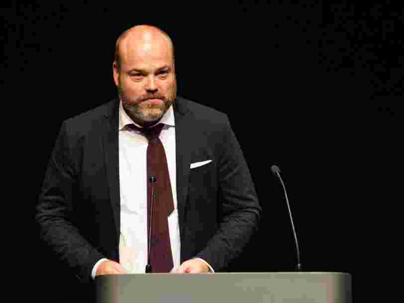 Billionaire fashion CEO Anders Holch Povlsen says 3 of his 4 children died in the Sri Lanka bombings