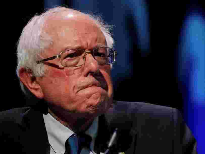 Bernie Sanders says his idea of democratic socialism isn't like the 'authoritarian communism' of the Soviet Union