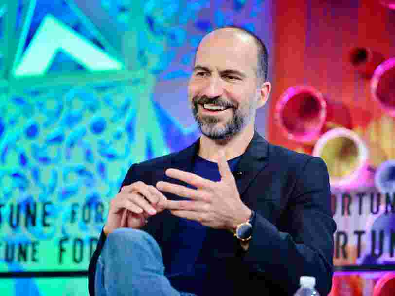 Uber estimates it lost at least $1 billion in the first quarter of 2019