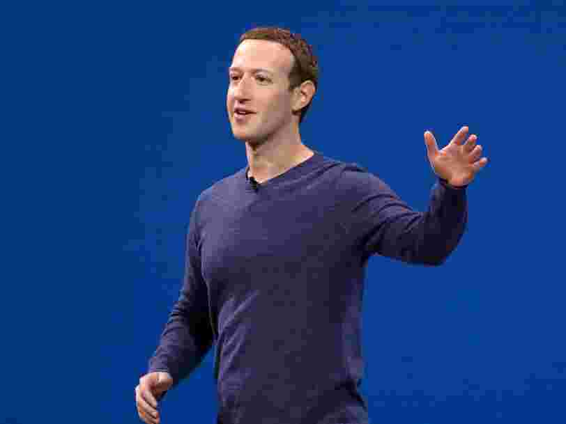 Here's everything Facebook announced at its biggest event of the year