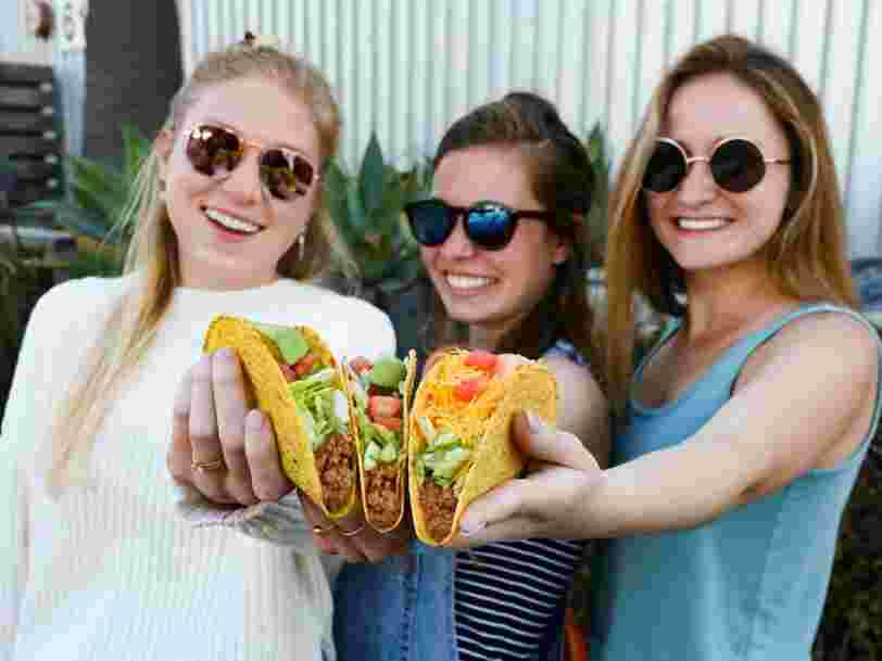 Del Taco's vegan Beyond Meat taco is on track to become one of the chain's most successful new menu item launches ever