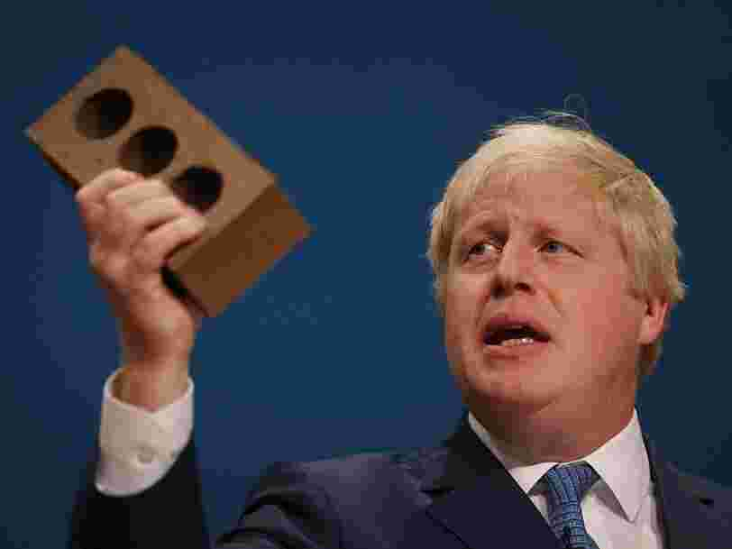 Boris Johnson's long list of gaffes, offensive comments and controversies