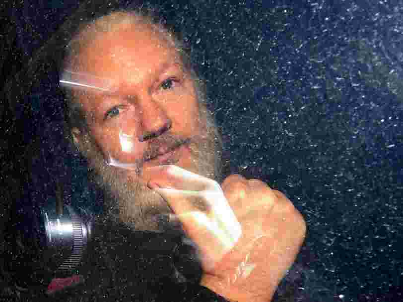 Wikileaks said Julian Assange scrubbed all his computers before getting arrested, and claimed the US could plant false evidence on them