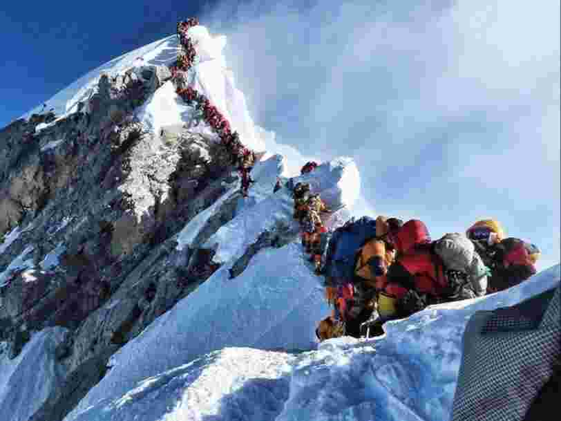 What 'summit fever' and the spike in deaths on Mount Everest can teach you about the dark side of goals