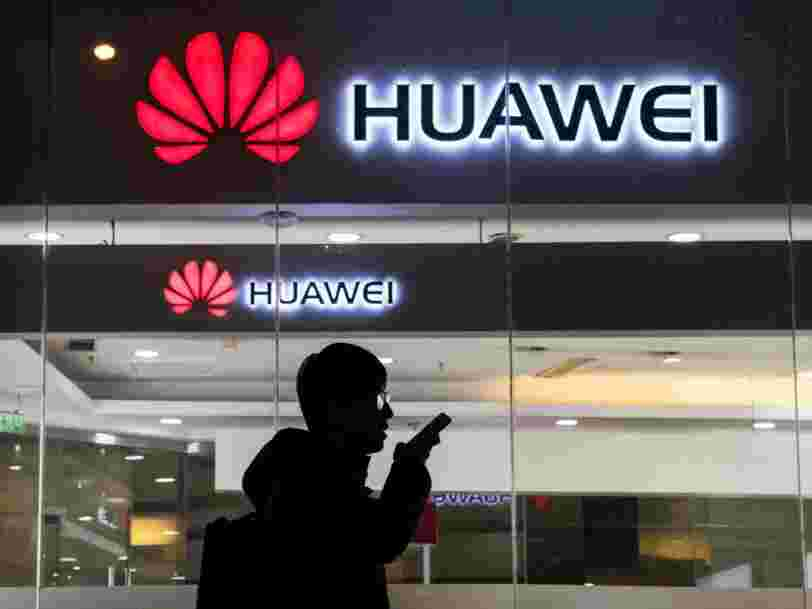 Huawei has reportedly stopped several smartphone production lines after US blacklist amid trade war