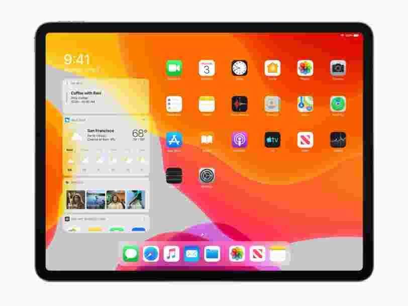 Apple just announced 'iPadOS,' a brand-new operating system for the iPad