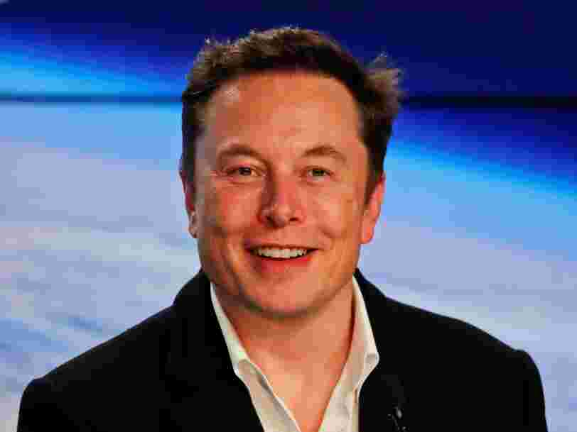Elon Musk just said Tesla has a good shot of setting a record for deliveries this quarter