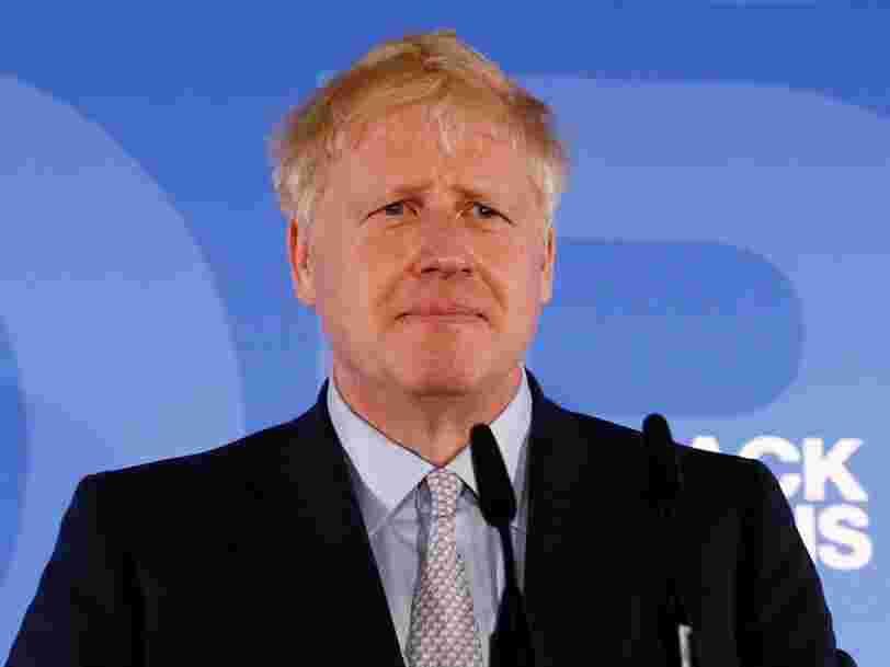 Boris Johnson published a poem joking about the 'extermination' of the 'verminous' Scottish people