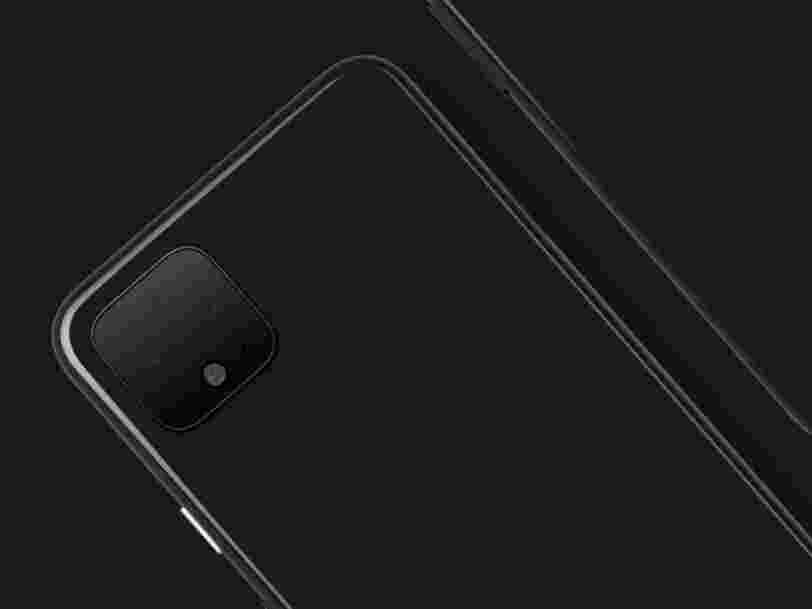 Google reveals the design of its next smartphone months ahead of schedule, after it started to leak all over the internet