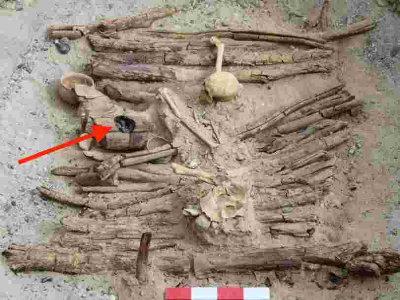 People in western China smoked marijuana to bury their dead 2,500 years ago — the oldest evidence of weed smoking in human history