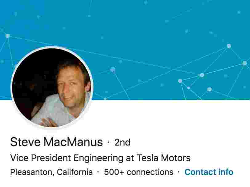 Tesla loses engineering VP amid end-of-quarter delivery rush