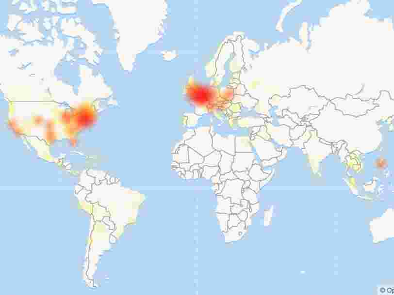 Facebook, Instagram, and WhatsApp are all working again after an outage that affected photos for about 9 hours