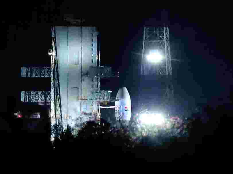 India calls off the launch of its $146 million lunar mission due to a 'technical snag'