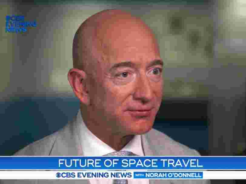 Jeff Bezos risks angering Trump by acknowledging the US Postal Service gave him a huge helping hand in building Amazon