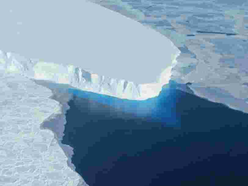 Antarctica is melting so fast that scientists are proposing shooting artificial snow out of cannons to slow it down