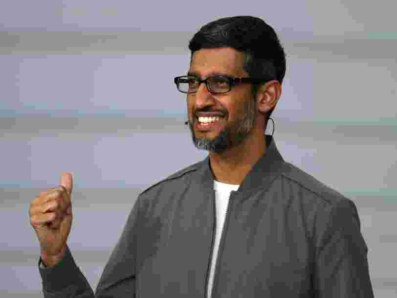 Google's booming cloud business and ad-revenue rebound combined for a giant Q2 revenue surprise