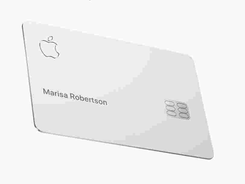 Apple has finally revealed when its sleek new credit card will launch