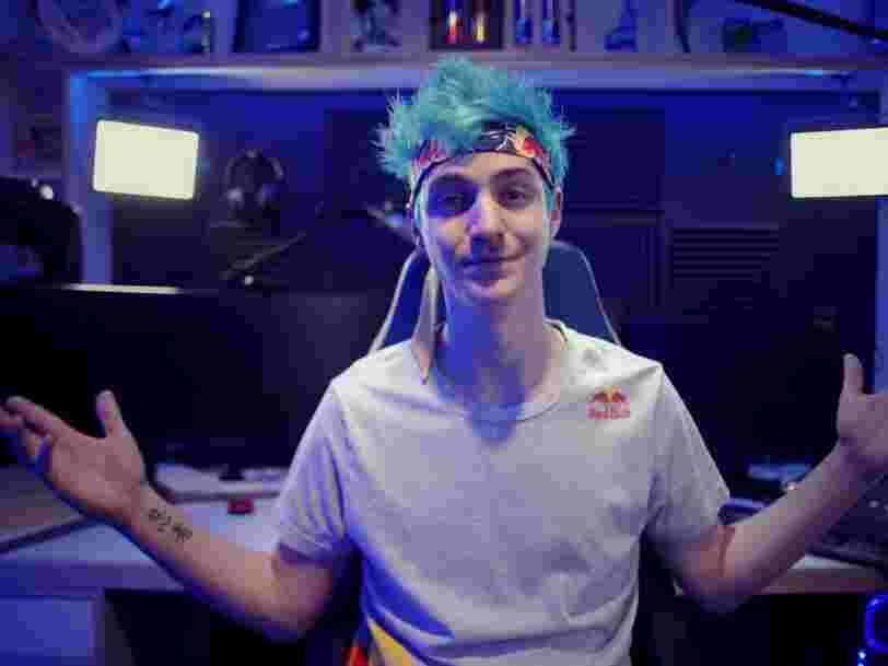 Ninja is leaving Amazon's Twitch for an exclusive deal with Microsoft's video-game-streaming platform, Mixer