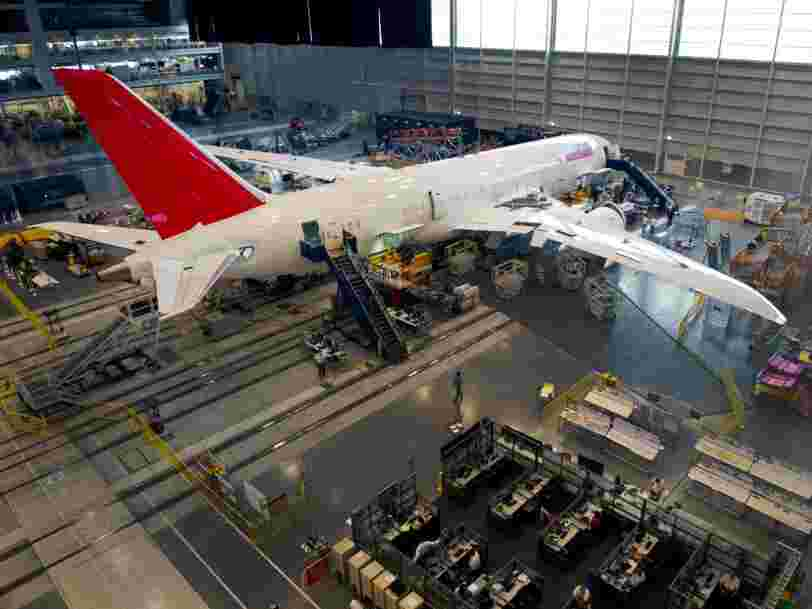 Boeing will reopen its South Carolina Dreamliner factory amid discussions of workforce reductions at the company
