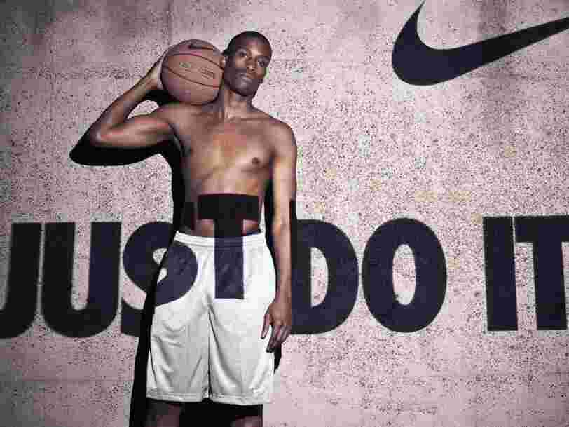 The sinister story of Nike's 'Just Do It' slogan, which was inspired by the last words of a murderer before he was executed