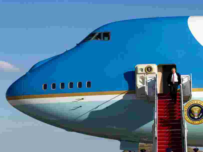 The cost of Trump's new Air Force One has skyrocketed nearly $2 billion from the original estimate