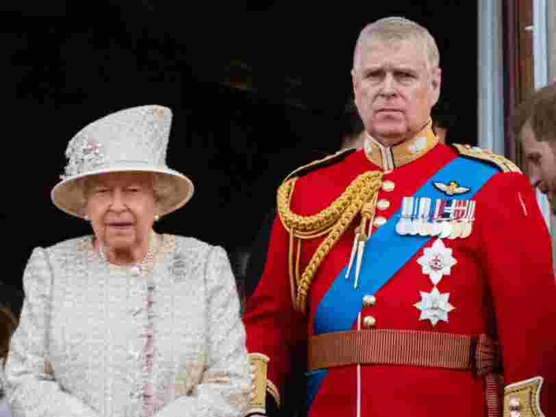 Prince Andrew says he's 'appalled' by sex-abuse claims lobbed at Jeffrey Epstein and denies he participated in activities with underage girls