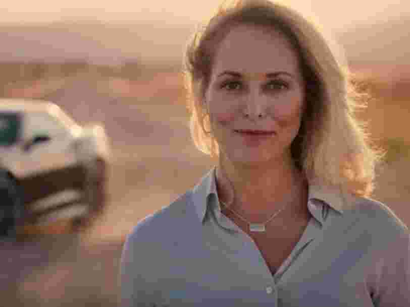 Ex-CIA operative Valerie Plame just launched a run for Congress, and her new video looks like a 'Fast & Furious' outtake