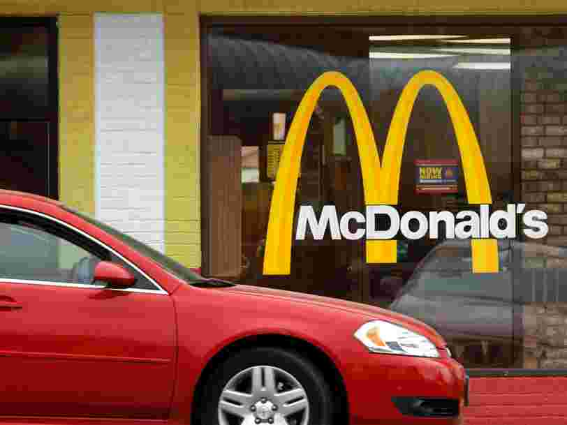 McDonald's bought an AI speech company to take the human interaction out of drive-thrus
