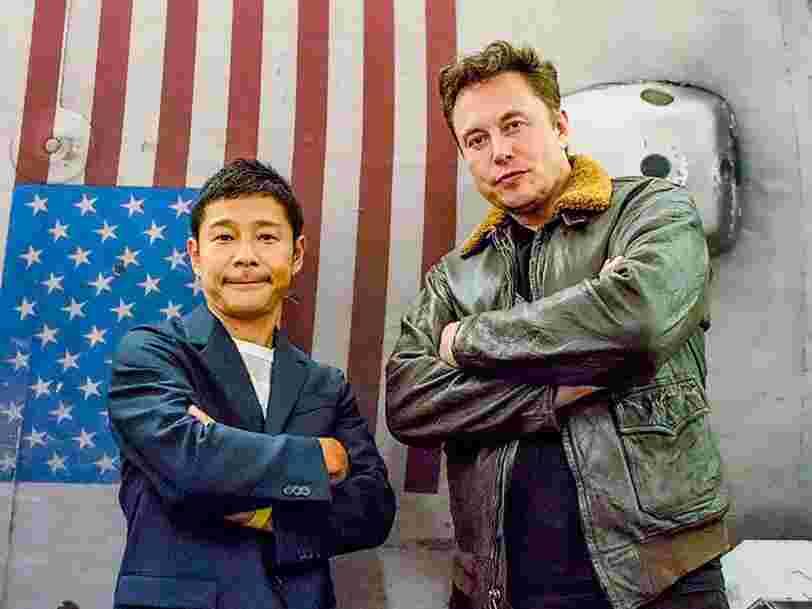 Ahead of SpaceX moon mission, billionaire Yusaku Maezawa sells a $2.3 billion stake in his fashion company to Yahoo Japan