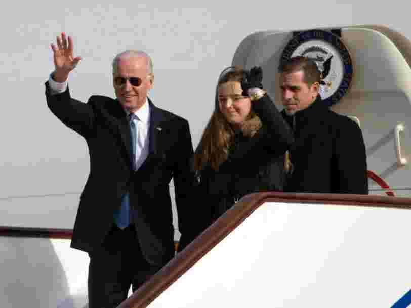 A Ukraine gas company tied to Joe Biden's son is at the center of Trump's impeachment