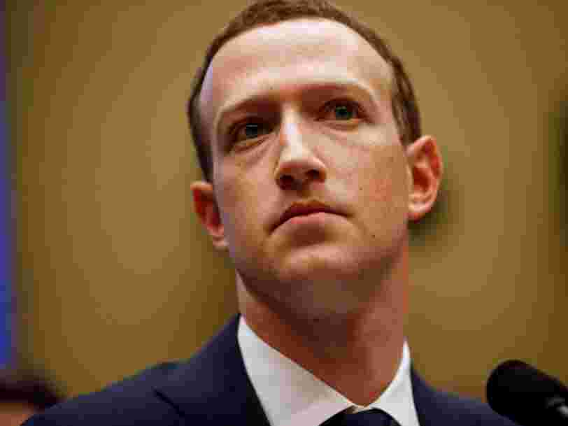 Mark Zuckerberg just slammed China for allegedly censoring Hong Kong protest videos on TikTok: 'Is that the internet we want?'