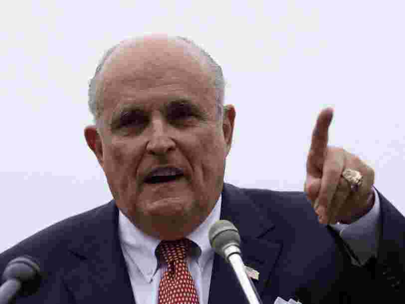Giuliani gave a wild interview saying he 'will be the hero' of the Ukraine scandal
