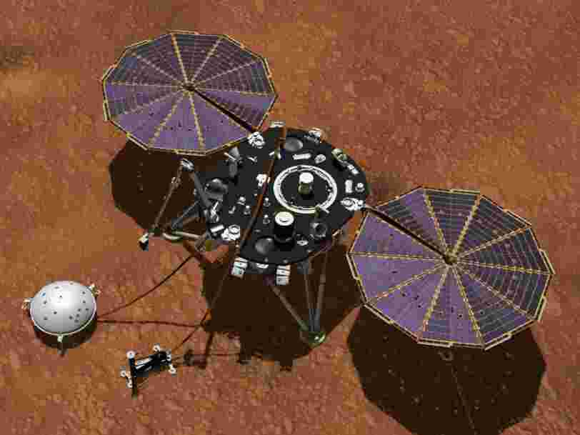 NASA's InSight lander on Mars has detected about 450 quakes. They suggest the planet is less Earth-like than we thought.