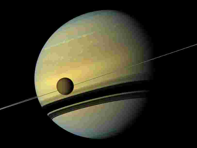 20 new moons were just discovered orbiting Saturn, and you can help name them