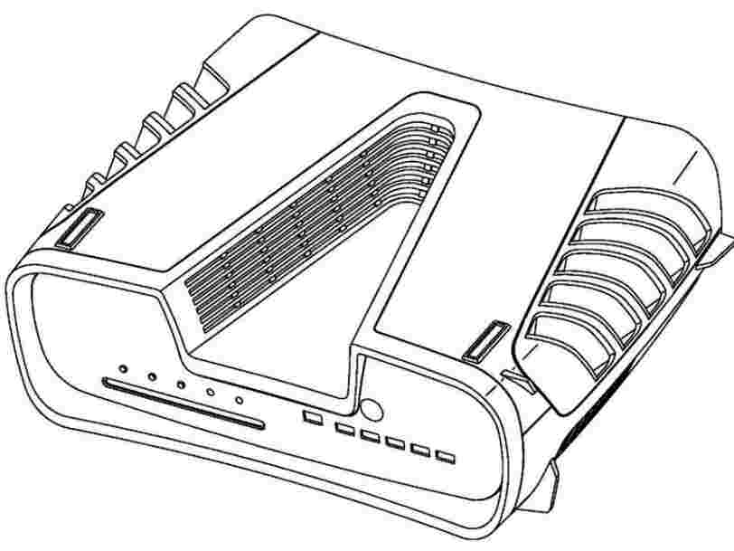 The PlayStation 5 won't launch until next fall, but a leaked Sony patent revealed an early prototype