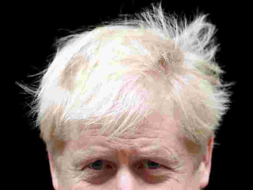 Boris Johnson's own official government figures shows Brexit will make British people much poorer